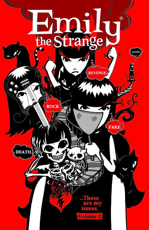 EMILY THE STRANGE TP VOL 02