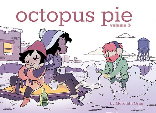 OCTOPUS PIE TP VOL 03