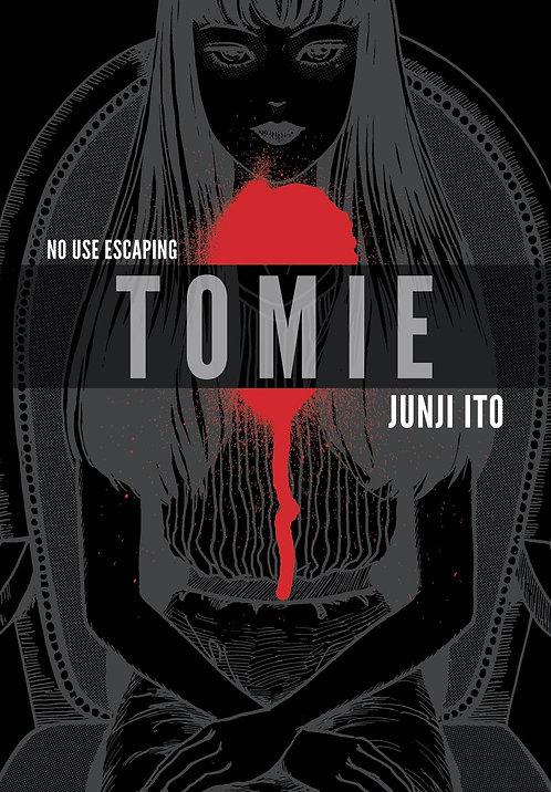 TOMIE COMPLETE DLX ED HC JUNJI ITO