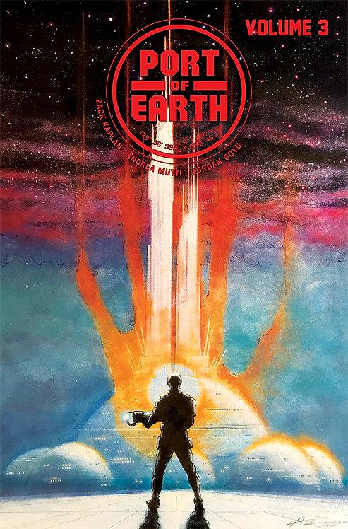 PORT OF EARTH TP VOL 03