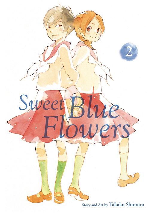 SWEET BLUE FLOWERS GN VOL 02