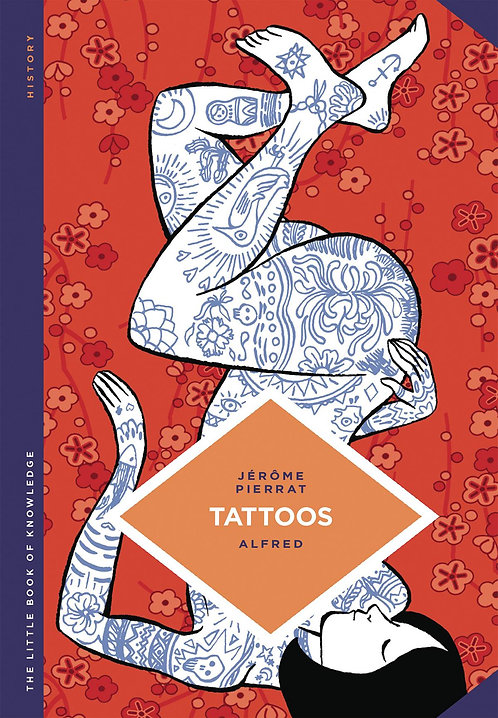 TATTOOS LITTLE BOOK OF KNOWLEDGE HC