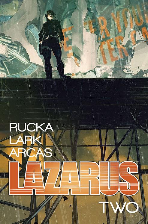 LAZARUS TP VOL 02 LIFT