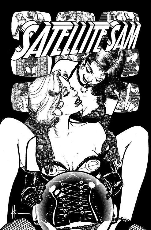 SATELLITE SAM TP VOL 02 SATELLITE SAM & KINESCOPE SNUFF