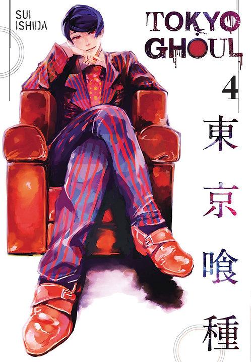 TOKYO GHOUL GN VOL 04