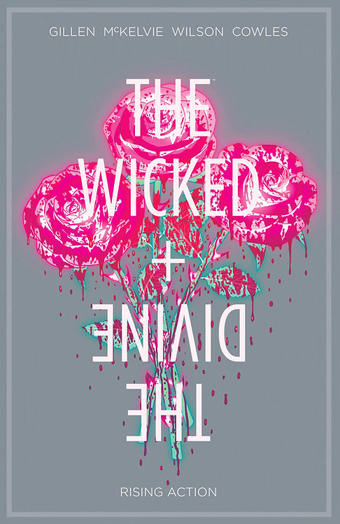 WICKED + THE DIVINE VOL 4 RISING ACTION