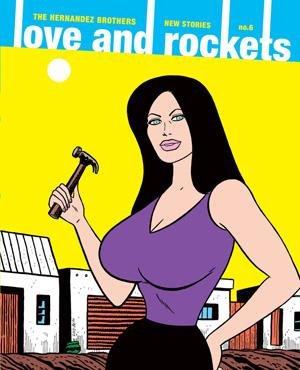 LOVE AND ROCKETS NEW STORIES 06 GN