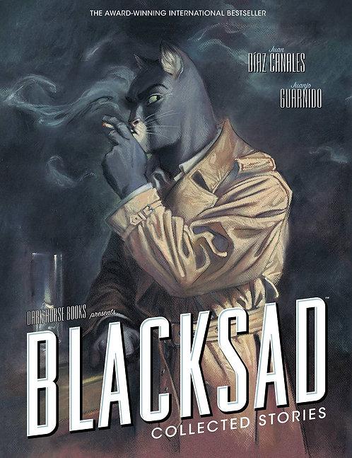 BLACKSAD COLLECTED STORIES TP VOL 01