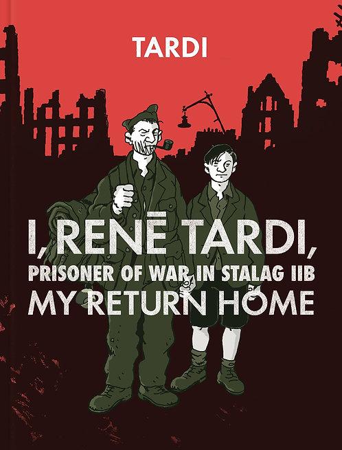 I RENE TARDI PRISONER OF WAR IN STALAG IIB HC VOL 02