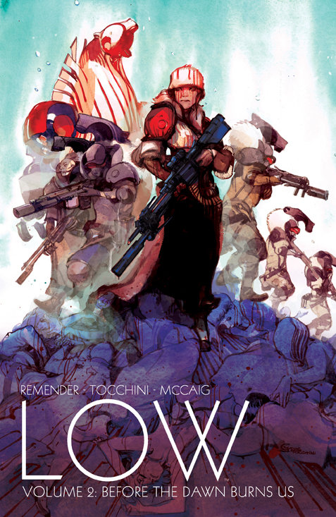LOW TP VOL 02 BEFORE THE DAWN BURNS US