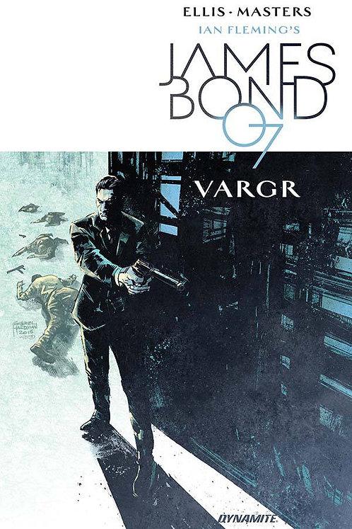 JAMES BOND HC VOL 01 VARGR