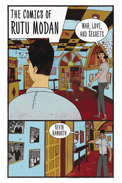 COMICS OF RUTU MODAN SC