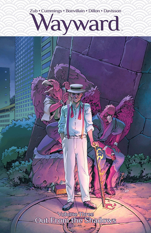 WAYWARD VOL 3 OUT FROM THE SHADOWS TP