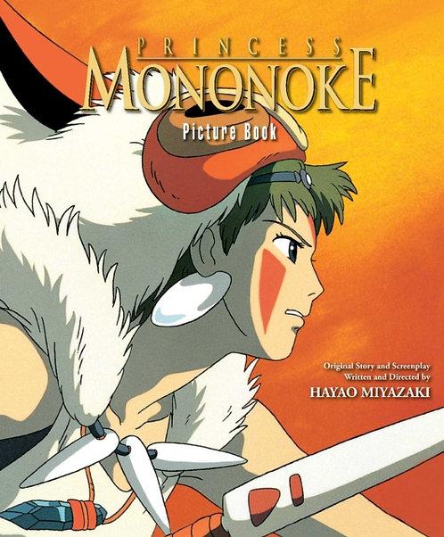 PRINCESS MONONOKE PICTURE BOOK HC