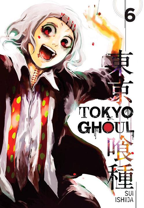 TOKYO GHOUL GN VOL 06
