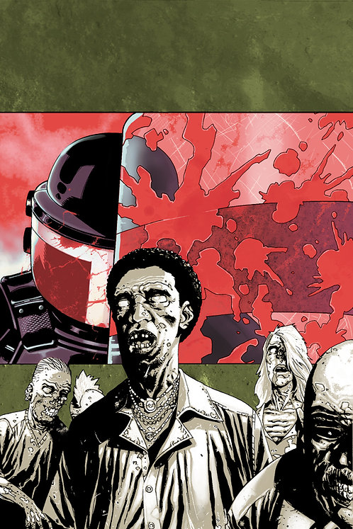WALKING DEAD TP VOL 05 BEST DEFENSE