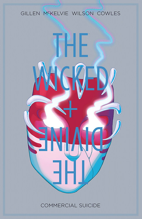 WICKED + THE DIVINE VOL 3 TP