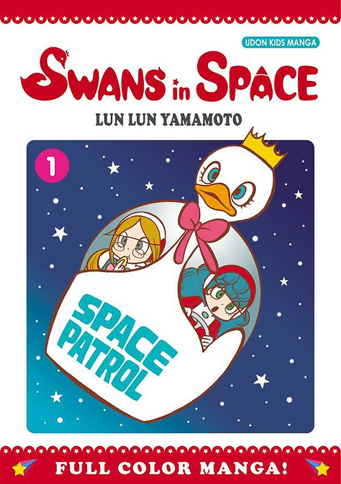 SWANS IN SPACE GN VOL 01 (OF 3)