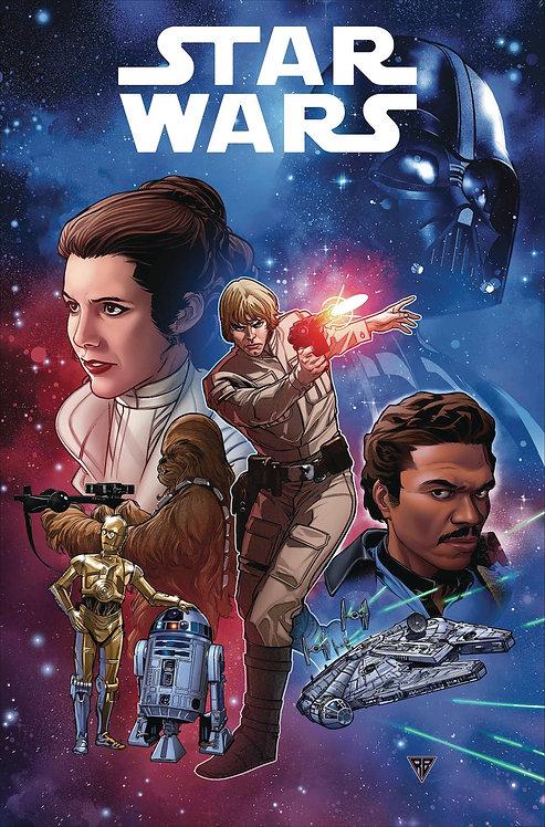 STAR WARS TP VOL 01 DESTINY PATH (2020)