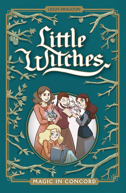 LITTLE WITCHES MAGIC IN CONCORD GN