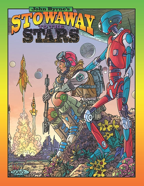 STOWAWAY TO STARS JOHN BYRNE
