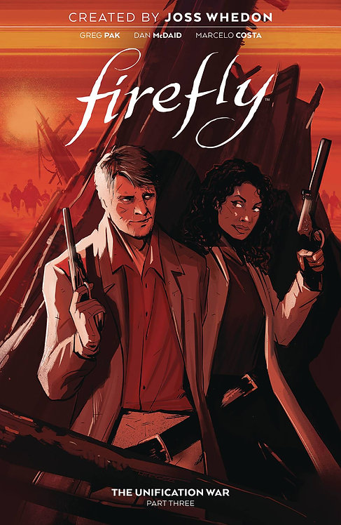 FIREFLY UNIFICATION WAR HC VOL 02
