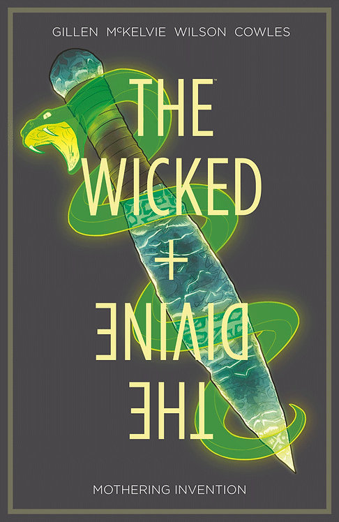 WICKED + THE DIVINE VOL 7 MOTHERING INVENTION TP