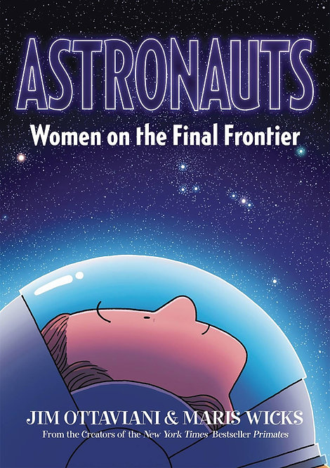 ASTRONAUTS WOMEN ON FINAL FRONTIER GN
