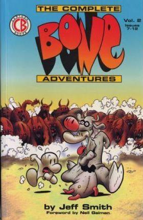 BONE ADVENTURES VOL 2 B&W 1994 PTG