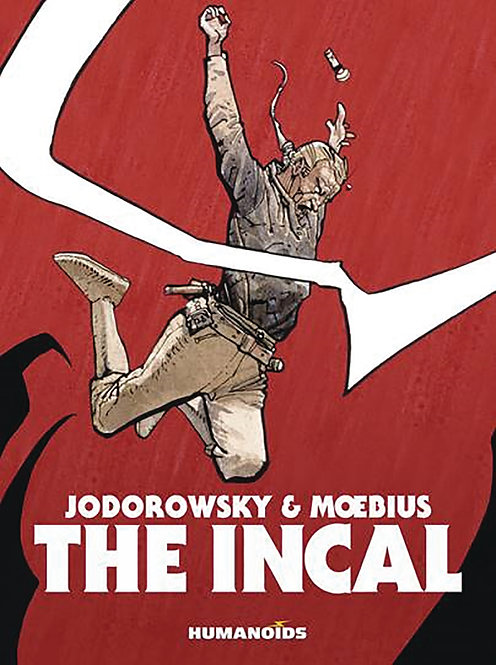 INCAL TP DIRECT MARKET EXCLUSIVE COVER