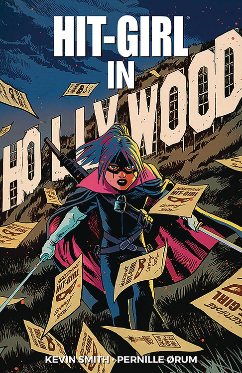 HIT-GIRL TP VOL 04 HOLLYWOOD
