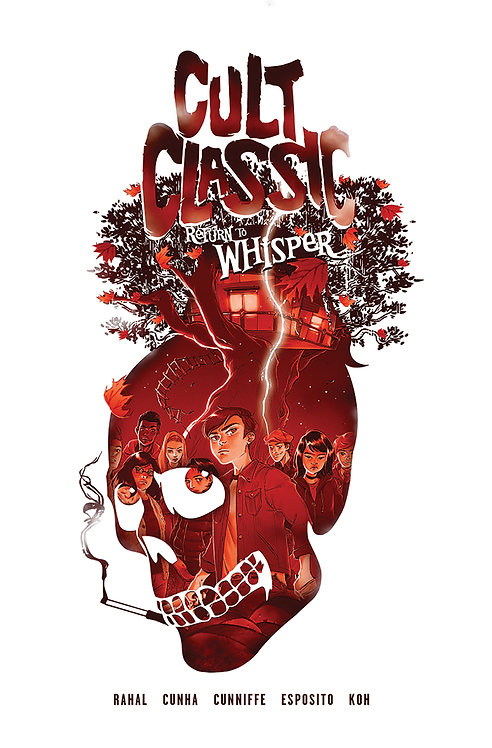 CULT CLASSIC RETURN TO WHISPER TP