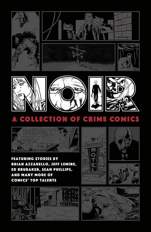 NOIR COLLECTION OF CRIME COMICS HC