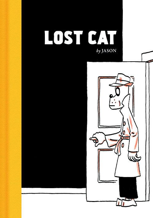 JASON LOST CAT HC