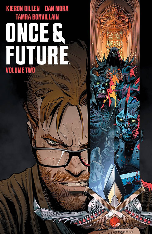 ONCE & FUTURE TP VOL 02
