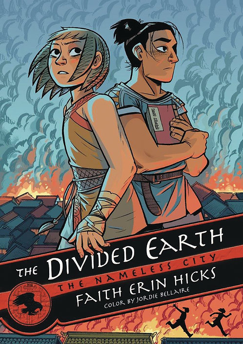 NAMELESS CITY HC GN VOL 03 (OF 3) DIVIDED EARTH