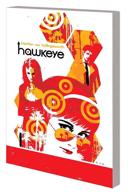 HAWKEYE TP VOL 03 LA WOMAN