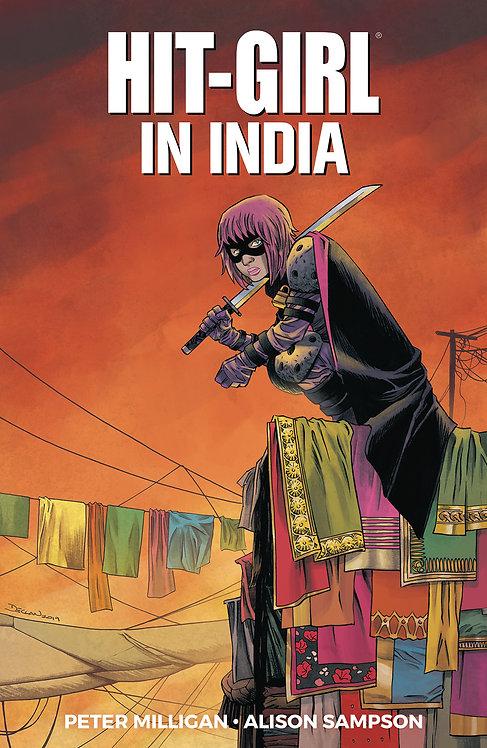 HIT-GIRL TP VOL 06 INDIA