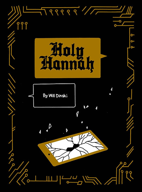 HOLY HANNAH GN