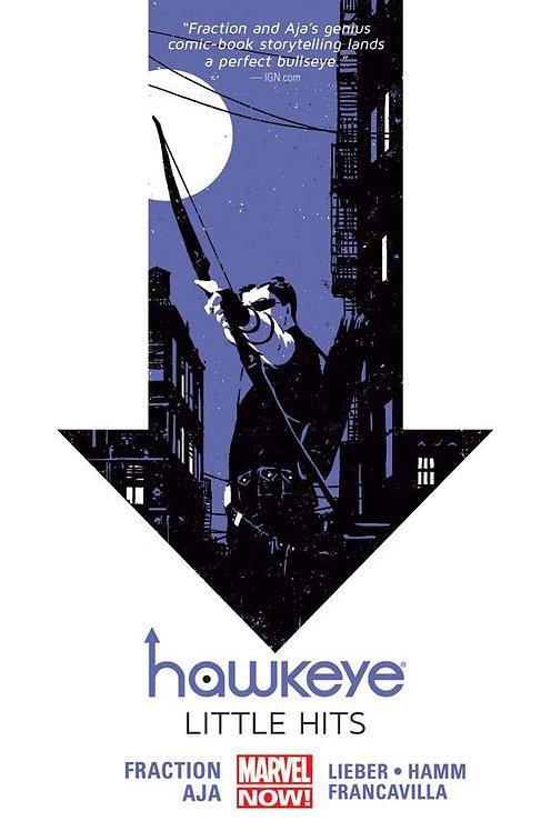 HAWKEYE TP VOL 02 LITTLE HITS NOW