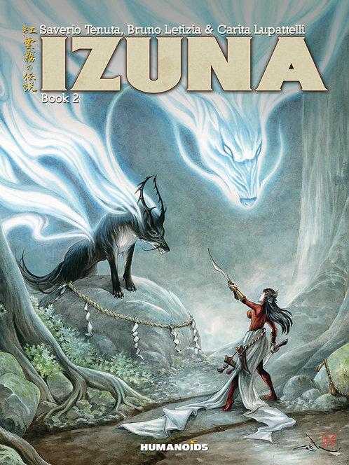 IZUNA OVERSIZE DLX HC BOOK 02