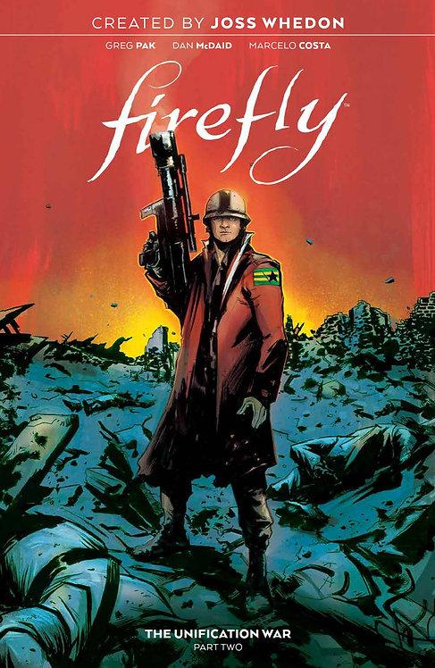 FIREFLY UNIFICATION WAR HC VOL 03