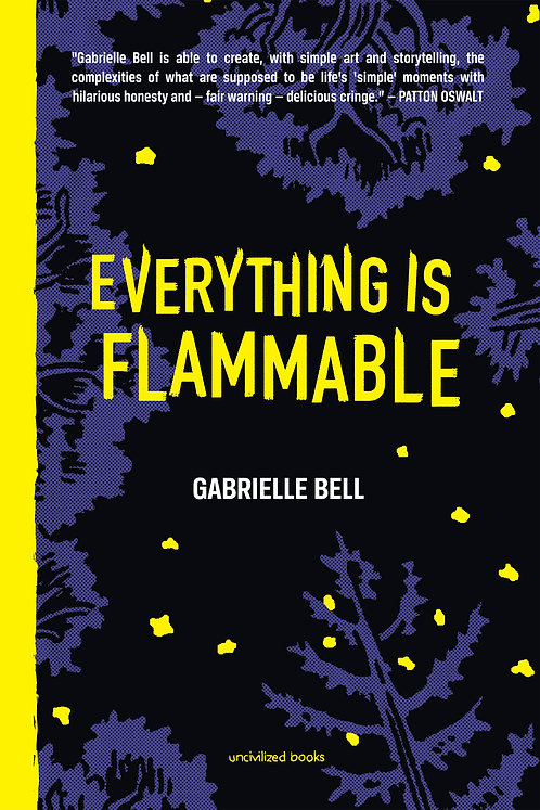 EVERYTHING IS FLAMMABLE GN