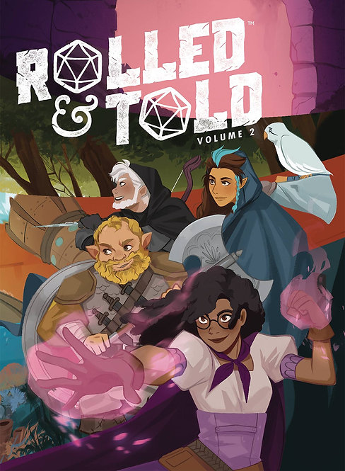 ROLLED AND TOLD HC VOL 02