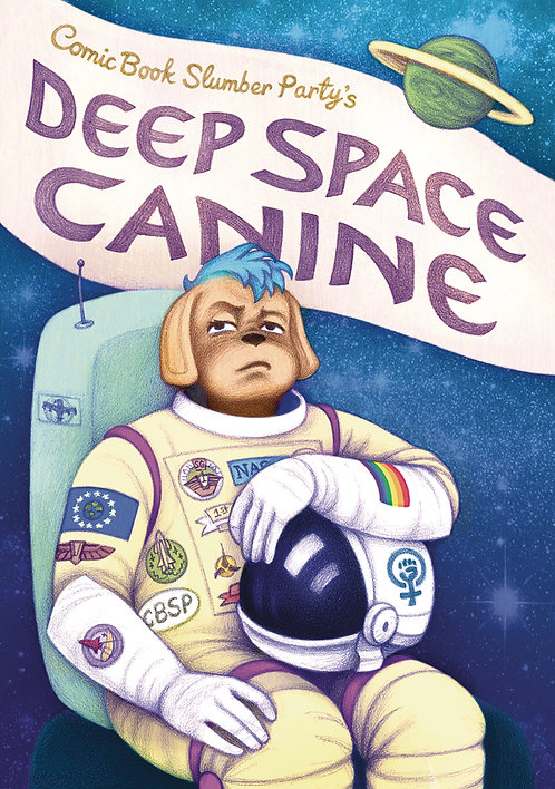 DEEP SPACE CANINE TP