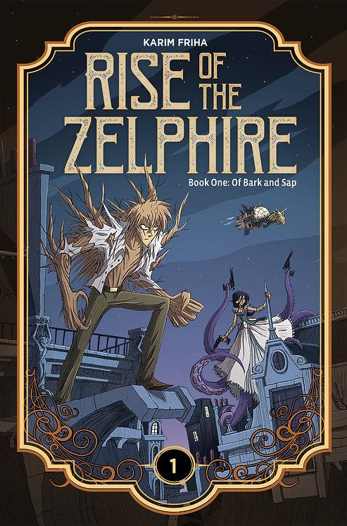 RISE ZELPHIRE HC BOOK 01
