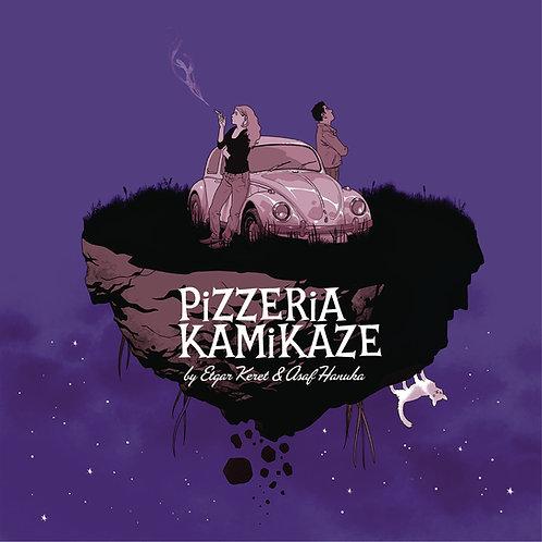 PIZZERIA KAMIKAZE ORIGINAL HC