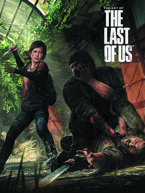 ART OF THE LAST OF US HC