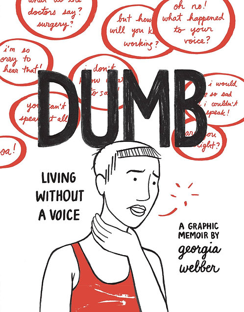 DUMB - LIVING WITHOUT A VOICE HC
