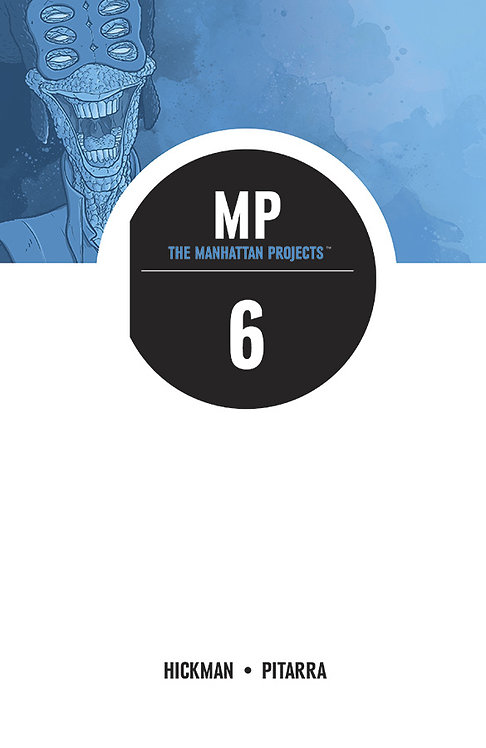 MANHATTAN PROJECTS TP VOL 06